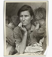 Migrant Mother Poster