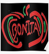 Bonita Apple Poster