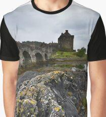 Eilean Donan Castle Graphic T-Shirt
