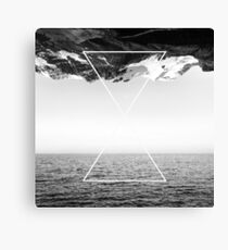 Roof of the World Canvas Print
