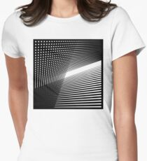 Line to Light Women's Fitted T-Shirt