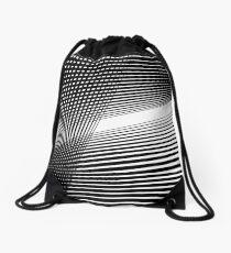Line to Light Drawstring Bag