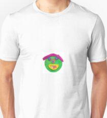 silly green face T-Shirt