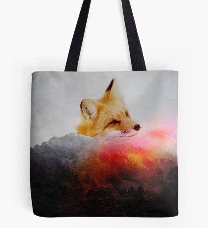 Fox Upon a Time Tote Bag