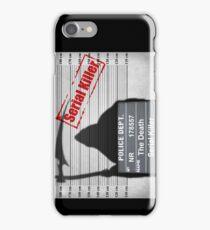 Death arrested iPhone Case/Skin
