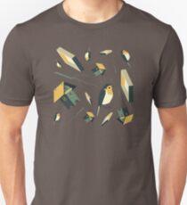 Flying Birdhouse (Pattern) Unisex T-Shirt