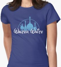 Walter White Women's Fitted T-Shirt