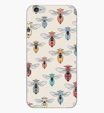 DoubleGood Vespa Wasp pattern iPhone Case