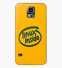 Linux Inside Case/Skin for Samsung Galaxy