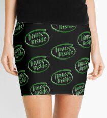 Linux Inside Mini Skirt