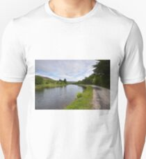 The Caledonian Canal Unisex T-Shirt