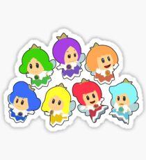 Sprixie Princesses  Sticker