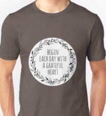 GREATFULL#HEART Unisex T-Shirt