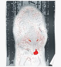 Canis Lupus Poster