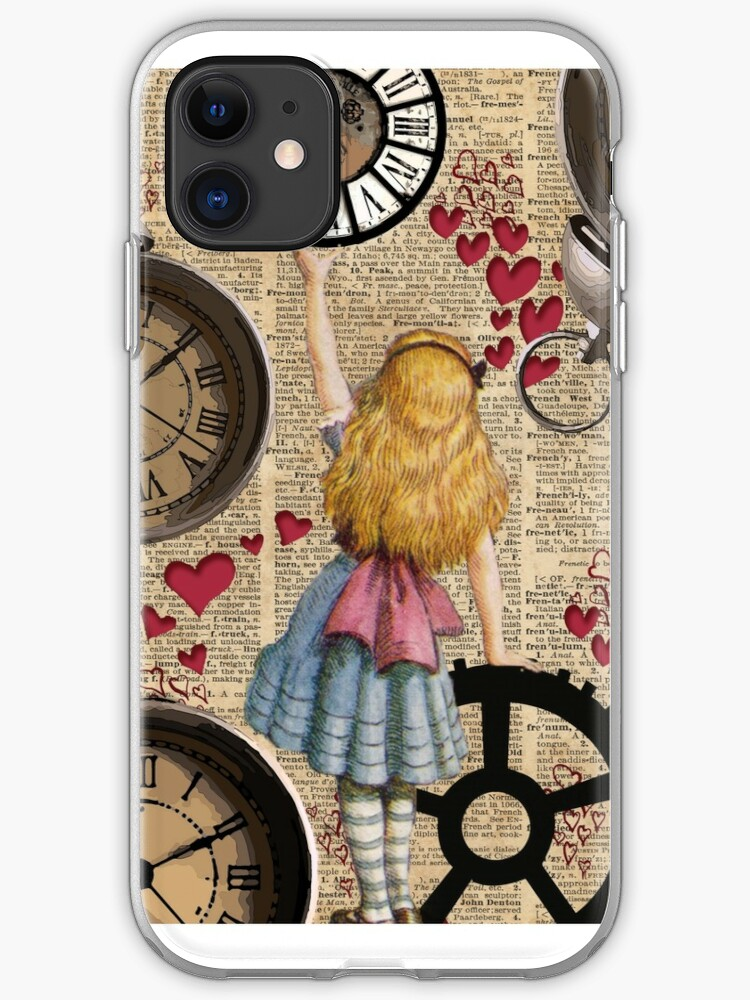 Alice In Wonderland 2 iphone case