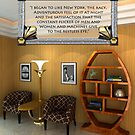 Art Deco Room Vintage Furniture Great Gatsby Quote by Beverly Claire Kaiya