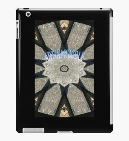 the twister iPad Case/Skin