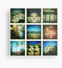 Postcards from Palermo Metal Print