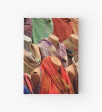 Pashmina Shawls Hardcover Journal