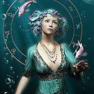 Zodiac Fantasy Circle von Britta Glodde