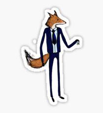 Fox Mulder Sticker