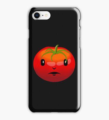 Tomato Face VRS2 iPhone Case/Skin