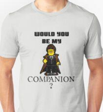 Nerd Valentines: Be my companion! T-Shirt