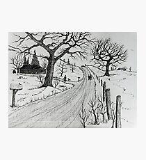 Rural Living Photographic Print