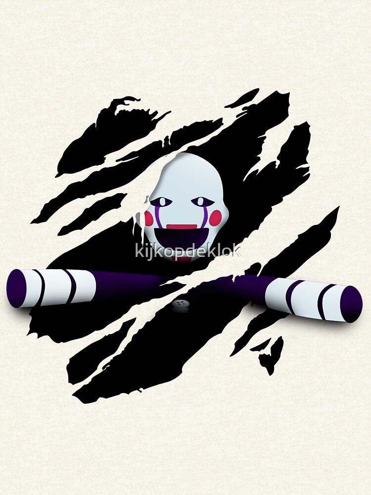 Fünf Nächte bei Freddy - Die Puppe von kijkopdeklok