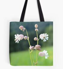 Princesses On A Field Tote Bag