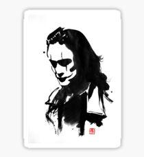 the crow Sticker