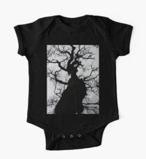 Oak Branch Silhouette Kids Clothes