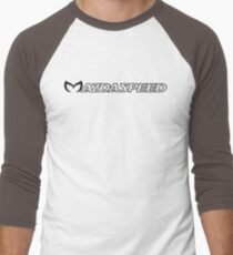 Mazdapeed Men's Baseball ¾ T-Shirt