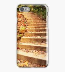 Enchanted Staircase iPhone Case/Skin