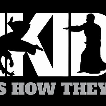 Aikido That's How They Roll by SportsT-Shirts