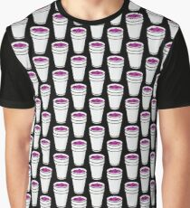 Lean Cup Graphic T-Shirt