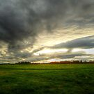 Sunset at Culloden by Vicki Spindler (VHS Photography)