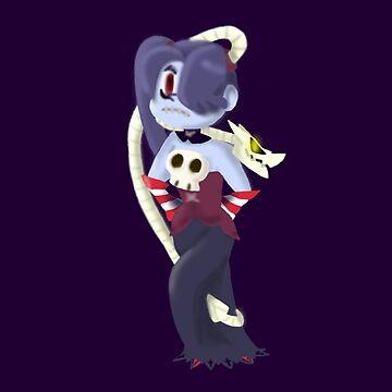 Skullgirls - Squigly by Ravioko