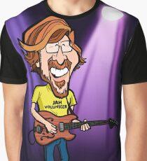Trey Anastasio (Phish) Graphic T-Shirt