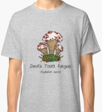 Devil's Tooth Fungus Classic T-Shirt