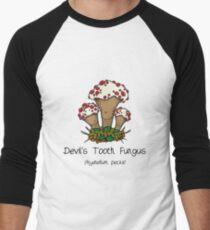 Devil's Tooth Fungus Men's Baseball ¾ T-Shirt