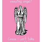 Are You a Weeping Angel? by prouddaydreamer