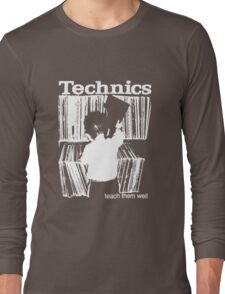technics 1 Long Sleeve T-Shirt