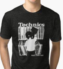 technics 1 Tri-blend T-Shirt