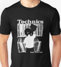 Technik 1 Unisex T-Shirt