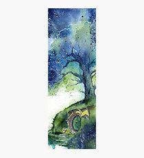 Oak Tree Fireflies Photographic Print