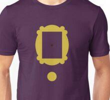 Friends - Monica's flat door frame Unisex T-Shirt
