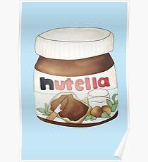 Nutella Jar Poster
