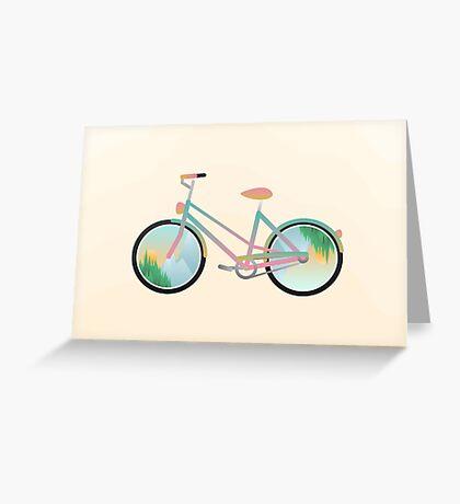Pimp my bike Greeting Card