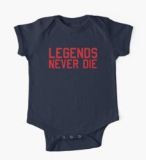Legends Never Die Kids Clothes